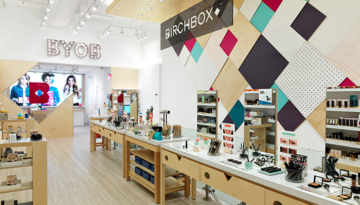 Birch Box Physical Store