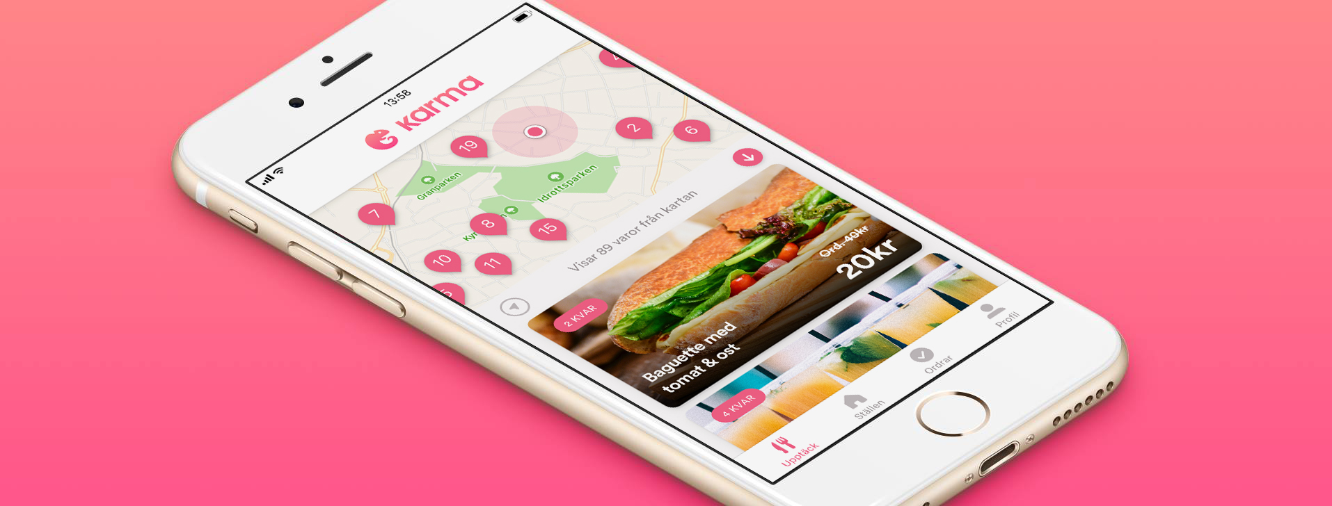 Karma food waste app featured in webloyalty's leisure and hospitality report