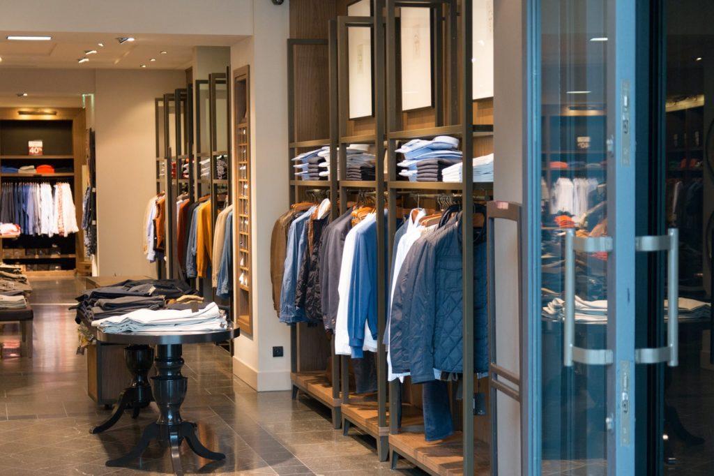 innovative fashion retail